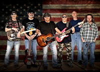 JR BAND AMerican Flag 3