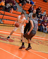 SCHS Basketball vs Happy Valley 01-23-18 (home)