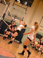 HMS Volleyball 08-05-17 Clash of the Claws